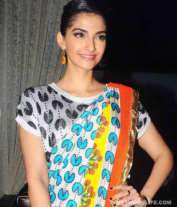 Sonam Kapoor: I'm a selfishactor!