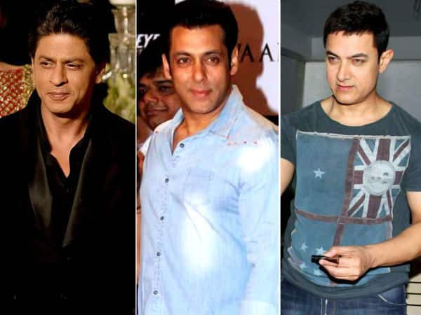 Salman Khan, Shah Rukh Khan or Aamir Khan – which of these Khans is a better singer? Vote!