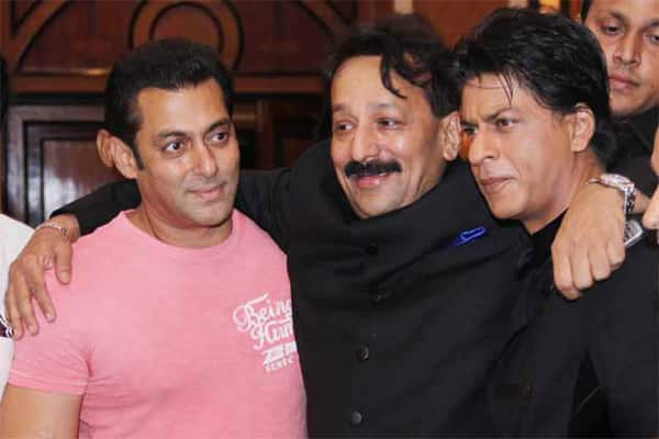 Salman Khan and Shah Rukh Khan to hug again at Rani Mukerji-Aditya Chopra's Iftar party?