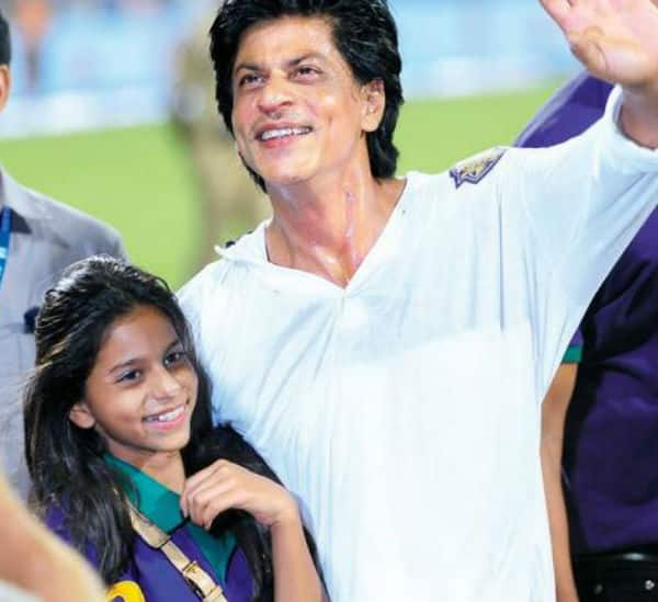 Shah Rukh Khan to write a book for daughter Suhana!