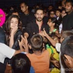 Alia Bhatt and Varun Dhawan visit theaters to meet their fans-view pics!