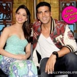 Akshay Kumar and Tamannaah Bhatia promote Entertainment on the sets of Entertainment Ke Liye Kuch Bhi Karega-view pics!
