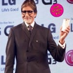 Amitabh Bachchan launches new phone by a popular brand- view pics!