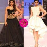 IIJW 2014: Sonam Kapoor and Parineeti Chopra are the stellar show-stealers!