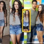 Shraddha Kapoor's shorts too short in Pakistan?