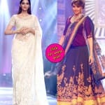 IIJW 2014: Sonam Kapoor and Bipasha Basu close the event with their stellar walks down the ramp