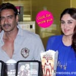Ajay Devgn and Kareena Kapoor launch Singham Returns merchandise- View pics!