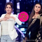 Jhalak Dikhhla Jaa 7: Rani Mukerji and Madhuri Dixit-Nene showcase their sexy Dhak Dhak moves-view pics!