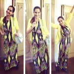 Sonam Kapoor looks chic in a River Island dress- View pic!