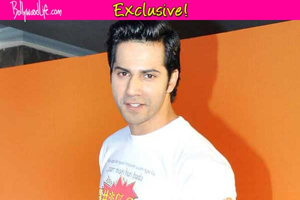 Revealed: Varun Dhawan's favourite songs!