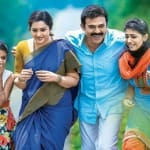 Venkatesh's Drushyam rakes in Rs 5.23 crore in opening weekend