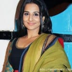 Vidya Balan: I am very selfish as an actor