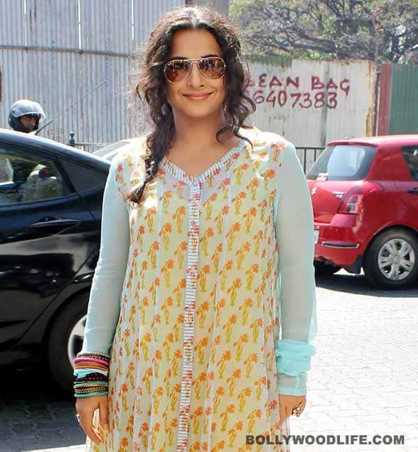 Vidya Balan to work in regional films?