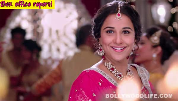 Bobby Jasoos box office collection: Vidya Balan starrer collects Rs 7.58 crore in the opening weekend!