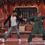 Comedy Nights with Kapil: Anushka Sharma's alleged beau Virat Kohli shakes a leg on Kapil Sharma's show!