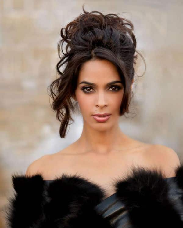 Why is Mallika Sherawat invited to the UN?