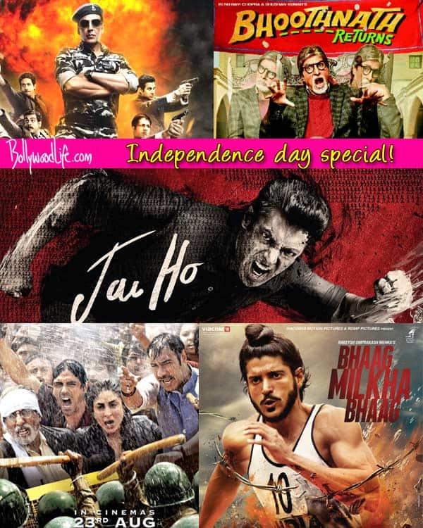 Farhan Akthar's Bhaag Milkha Bhaag, Salman Khan's Jai Ho, Akshay Kumar's Holiday - 5 films to watch this Independence Day!