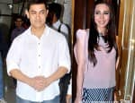 When Aamir Khan bonded with Karisma Kapoor over dinner…