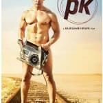 Civil suit demands ban on Aamir Khan's PK poster!