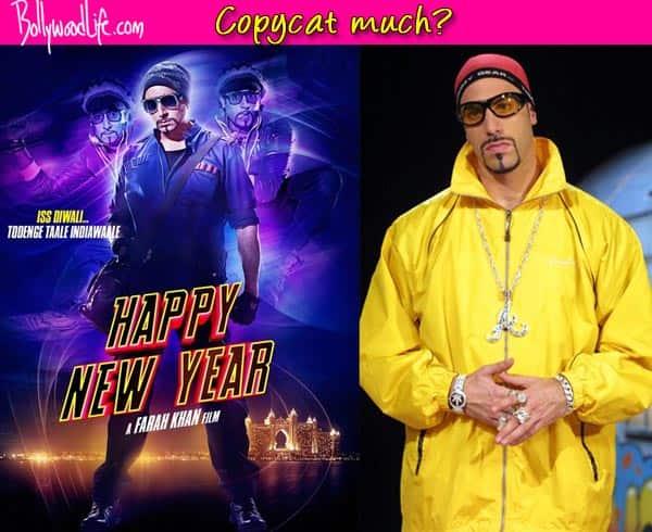 Abhishek Bachchan's look in Happy New Year inspired by Ali G?