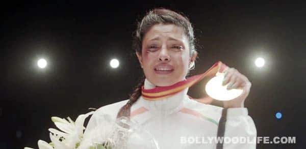 Mary Kom song Adhure: Sunidhi Chauhan's rendition for Priyanka Chopra is soulful!