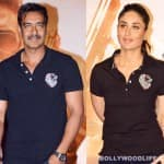 Want to win Ajay Devgn and Kareena Kapoor's Singham Returns T-shirt? Find out how!