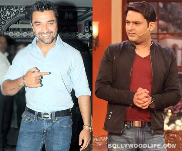 Kapil Sharma lashes out at Ajaz Khan!