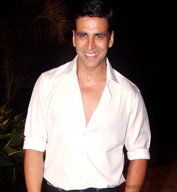 Who is Akshay Kumar's new found friend? Find out!