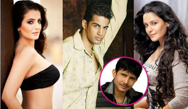 Bigg Boss 8 contestants revealed: Ameesha Patel, Upen Patel, Mona Singh to be in Salman Khan's show, says KRK!
