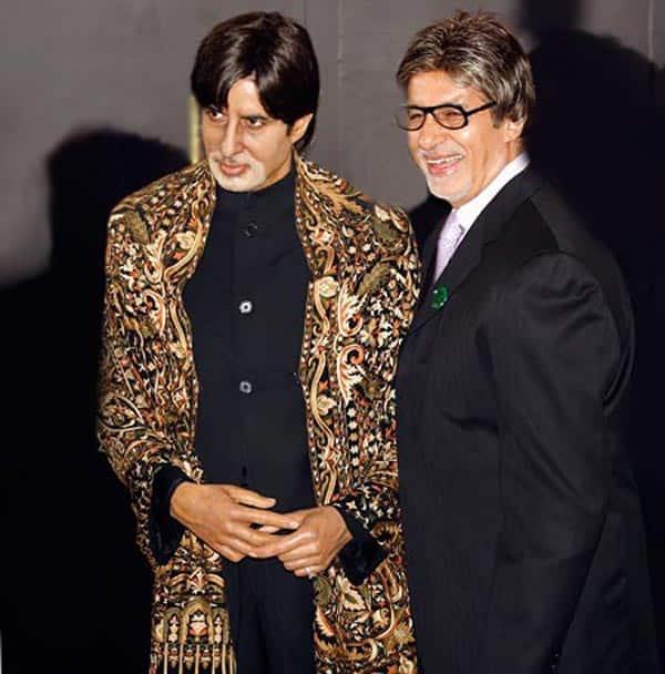 Amitabh Bachchan's wax statue to visit Australia!