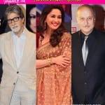 Amitabh Bachchan, Madhuri Dixit-Nene and Anupam Kher wish fans for Janmashtami