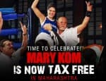 After Rani Mukerji's Mardaani, Priyanka Chopra's Mary Kom declared tax free!