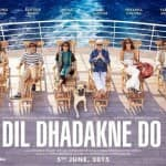 Dil Dhadakne Do cast get their character names on vanity vans