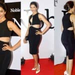 Style file: Deepika Padukone steps out in a stunning Cushnie Et Ochs outfit!