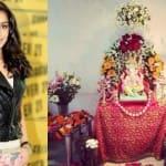 Ganesh Chaturthi 2014: Shraddha Kapoor celebrates Ganeshotsav!