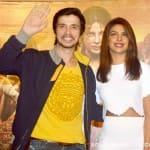 Priyanka Chopra's on-screen husband Darshan Kumar not intimidated by her popularity