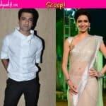 What's brewing between Eijaz Khan and Karishma Tanna?