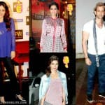 Kareena Kapoor Khan,Hrithik Roshan,Priyanka Chopra,Sonam Kapoor: This week's best and worst dressed celebs-view pics!