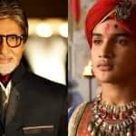 Maharana Pratap: Amitabh Bachchan's blessings mean a lot, says Faisal Khan!