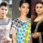 What are Jacqueline Fernandez, Sonam Kapoor and Rani Mukerji afraid of?