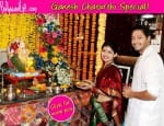 Ganesh Chaturthi 2014: Here's how Shreyas Talpade celebrated Ganpati!