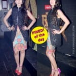 Gauahar Khan needs a fashion intervention!