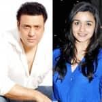 Govinda turns down the offer to play Alia Bhatt's father in Shaandar
