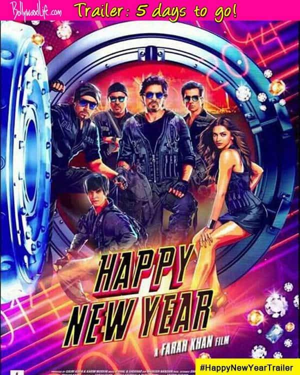 Happy New Year Trailer: 5 robbery films of AbhishekBachchan!