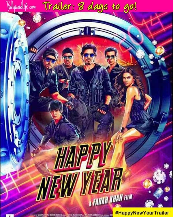 Happy New Year Trailer: why is the Shah Rukh Khan-Deepika Padukone starrer creating a buzz before release?
