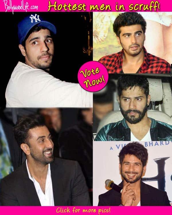 Varun Dhawan, Ranbir Kapoor, Arjun Kapoor: Who looks the hottest in scruff?- Vote now!