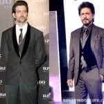 How did Hrithik Roshan inspire Shah Rukh Khan?