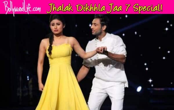 Jhalak Dikhhla Jaa 7: Mouni Roy dedicates performance to her father!