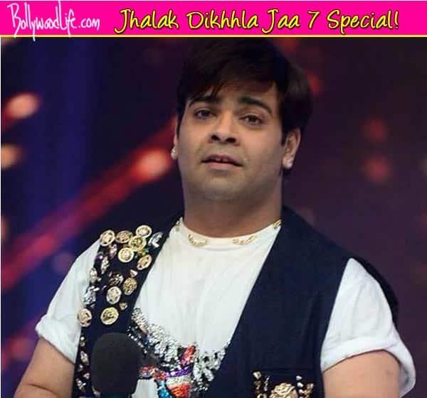 Jhalak Dikhhla Jaa 7: Kiku Sharda admits he wasn't getting enough time torehearse!