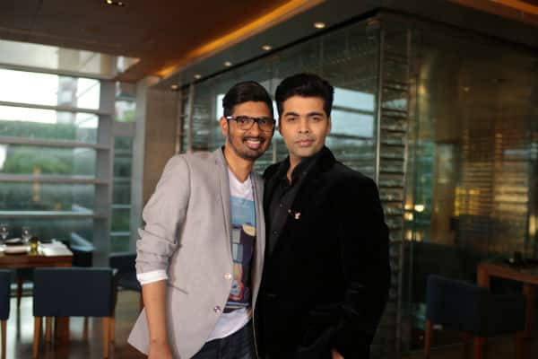 Look Who's Talking promo: Karan Johar opens up about his love life-watch video!